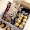 """Набор в подарок """"Кофе с шоколадом"""""""