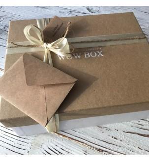 Подарункове пакування наборів з листівкою