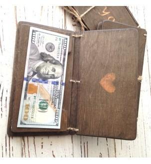 Конверт для грошей