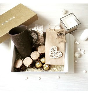 Кава зі спеціями в наборі WOW BOX