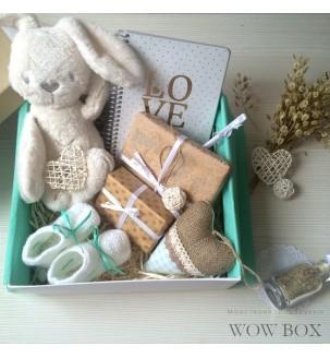 Подарок на рождение ребенка № 46