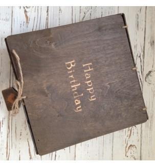 Подарунок чоловіку N1 в коробці