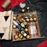 Подарок с мини-бутылочками купить Киев