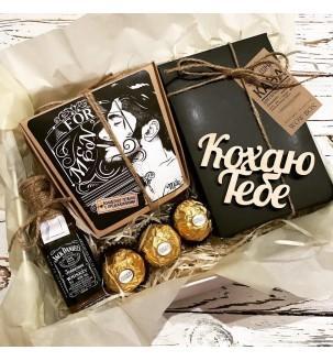 Подарунковий набір WOW BOX № 210