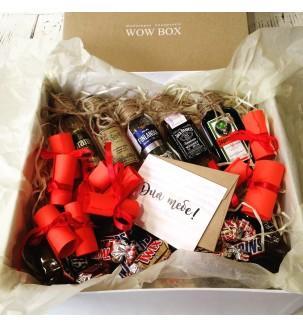Набор в подарок с мини бутылочками