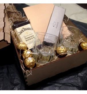 Подарочный набор с ручкой Parker купить Киев