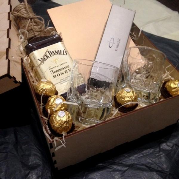 Подарунковий набір з ручкою Parker купити Київ