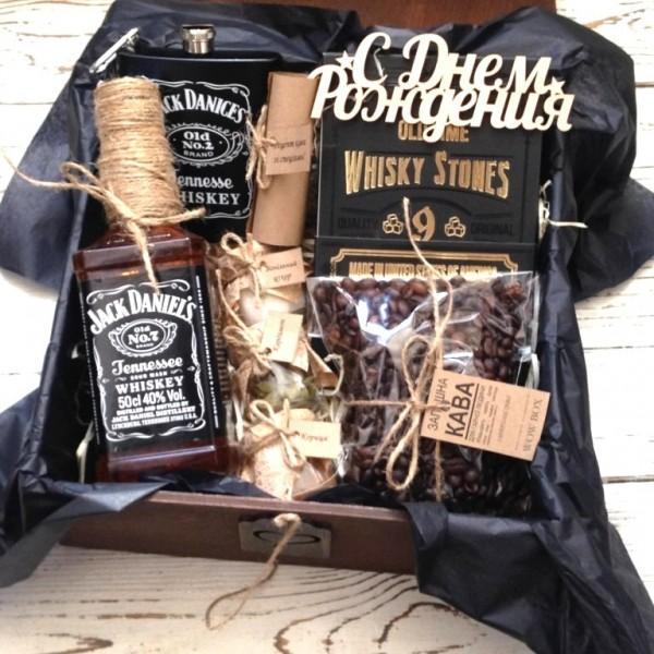Подарунковий набір з Джек Деніалс №269